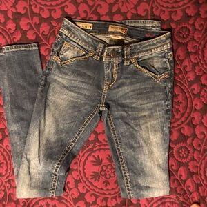 MEK Jeans - MEK Lucknow Slim Boot Jeans- 27/34
